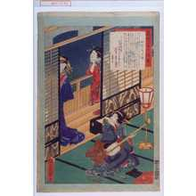 Utagawa Kunisada: 「名妓三十六佳撰」 - Waseda University Theatre Museum