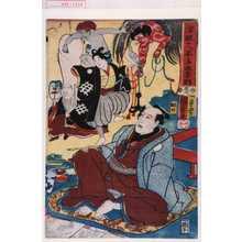 歌川国芳: 「浮世又平名画☆」 - 演劇博物館デジタル
