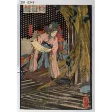 Utagawa Kuniyoshi: 「瀧夜叉姫」 - Waseda University Theatre Museum