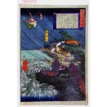Tsukioka Yoshitoshi: 「通俗西遊記」「孫悟空」「羅利女」 - Waseda University Theatre Museum