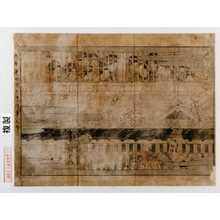 Kitagawa Utamaro: 「歌麿筆曲中年中行事之内」「[]図」 - Waseda University Theatre Museum