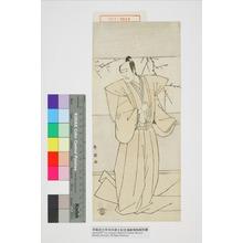勝川春英: − - 演劇博物館デジタル