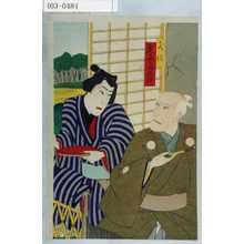 Toyohara Chikanobu: - Waseda University Theatre Museum