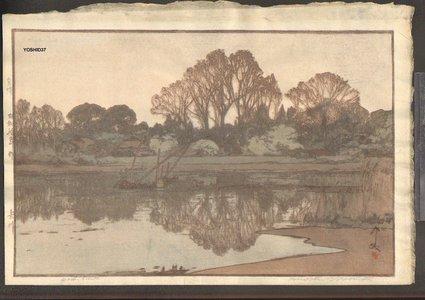 吉田博: Yoshikawa - Asian Collection Internet Auction