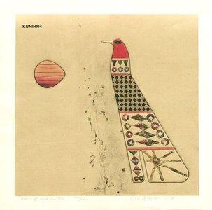 AMANO, Kunihiro: Morning Moon 82 - Asian Collection Internet Auction