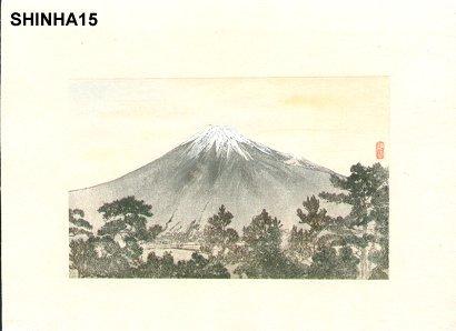 Tsukioka Kogyo: Fuji - Asian Collection Internet Auction