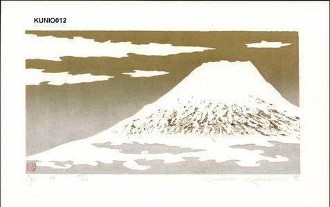 Kaneko, Kunio: Fuji 68 - Asian Collection Internet Auction