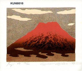 Kaneko, Kunio: Fuji 87 - Asian Collection Internet Auction