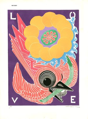 Oi, Motoi: Love - Asian Collection Internet Auction