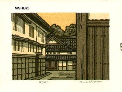 Nishijima Katsuyuki: YUBAE (Evening Glow) - Asian Collection Internet Auction
