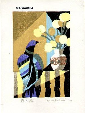 Kobatake, Massaki: Flower and Bird - Asian Collection Internet Auction