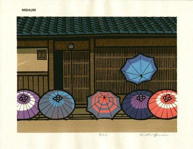 Nishijima Katsuyuki: AMEAGARI (after the rain) - Asian Collection Internet Auction