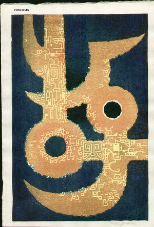 Yoshida Toshi: Polarization - Asian Collection Internet Auction