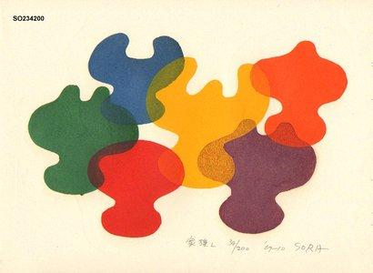 Mitsuaki Sora: Family L - Asian Collection Internet Auction