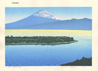Maeda, Koichi: Morning View of Fuji - Asian Collection Internet Auction