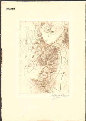 Nagase, Yoshiro: Abstract - Asian Collection Internet Auction