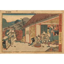 Utagawa Kunisada: Act VI - Asian Collection Internet Auction