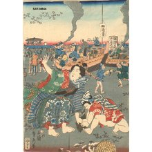 Utagawa Sadahide: - Asian Collection Internet Auction