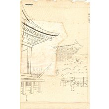 無款: Kamakura Enkaku Temple - Asian Collection Internet Auction