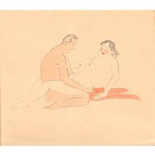 Not signed: SHIKISHIBAN (square print) - Asian Collection Internet Auction