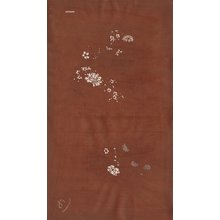 Unknown: Chrysanthemum, peony, and cherry design - Asian Collection Internet Auction