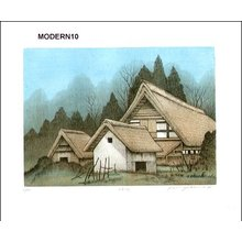 Sakamoto, Koichi: House on a Mountain - Asian Collection Internet Auction