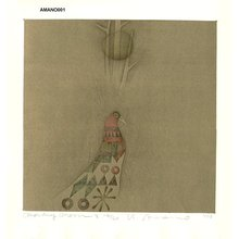 Amano, Kunihiro: Morning Moon 3 - Asian Collection Internet Auction