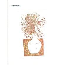 Ushiku, Kenji: Flower 302 - Asian Collection Internet Auction