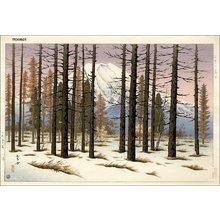Ito, Takashi: Mt. Fuji from Yamanaka - Asian Collection Internet Auction