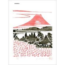 Hashimoto, Kiyoshi: Mt. Fuji - Asian Collection Internet Auction