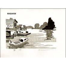 Kobatake, Massaki: Canal - Asian Collection Internet Auction