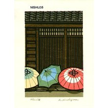 Nishijima Katsuyuki: KATASHIGURE (Drizzle) - Asian Collection Internet Auction
