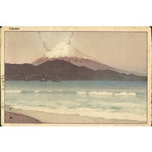 Yoshida Hiroshi: Fujiyama from Nikko - Asian Collection Internet Auction