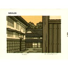 Nishijima Katsuyuki: YUBAE (Evening Glow) - Asian Collection Internet Auction