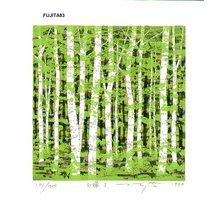 FUJITA, Fumio: SHIRAKABA J (White Birch J) - Asian Collection Internet Auction