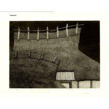Tanaka, Ryohei: Barn and Main House #3 - Asian Collection Internet Auction