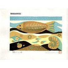 Kobatake, Massaki: Quiet Sea - Asian Collection Internet Auction