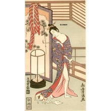 鳥居清満: - Asian Collection Internet Auction
