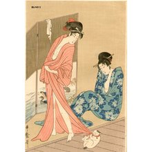Kitagawa Utamaro: - Asian Collection Internet Auction