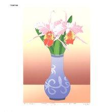 Tomita, Fumio: Cattleya (2) - Asian Collection Internet Auction