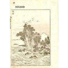 Katsushika Hokusai: Fuji and Sea - Asian Collection Internet Auction