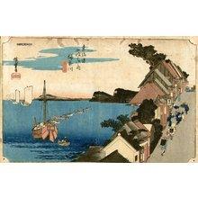 歌川広重: Kanagawa - Asian Collection Internet Auction