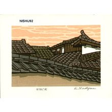 Nishijima Katsuyuki: YUMAGURE (evening) - Asian Collection Internet Auction