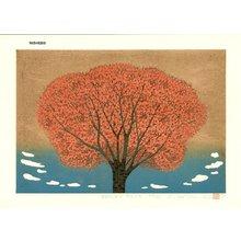 NISHIDA, Tadashige: Autumn Tints - Asian Collection Internet Auction