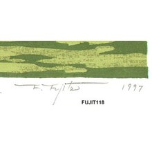 Fujita, Fumio: KOUGEN NO ASA B (Highlands in the Morning) - Asian Collection Internet Auction