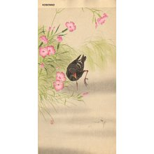 Shoson Ohara: Gallinule and Flowering Plants - Asian Collection Internet Auction