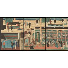 Utagawa Yoshikazu: - Asian Collection Internet Auction