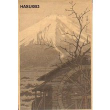 Kawase Hasui: - Asian Collection Internet Auction