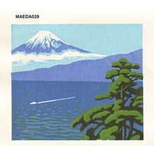 Maeda, Koichi: Mt. Fuji - Asian Collection Internet Auction
