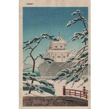 Kawai, Kenji: Nijo Castle - Asian Collection Internet Auction